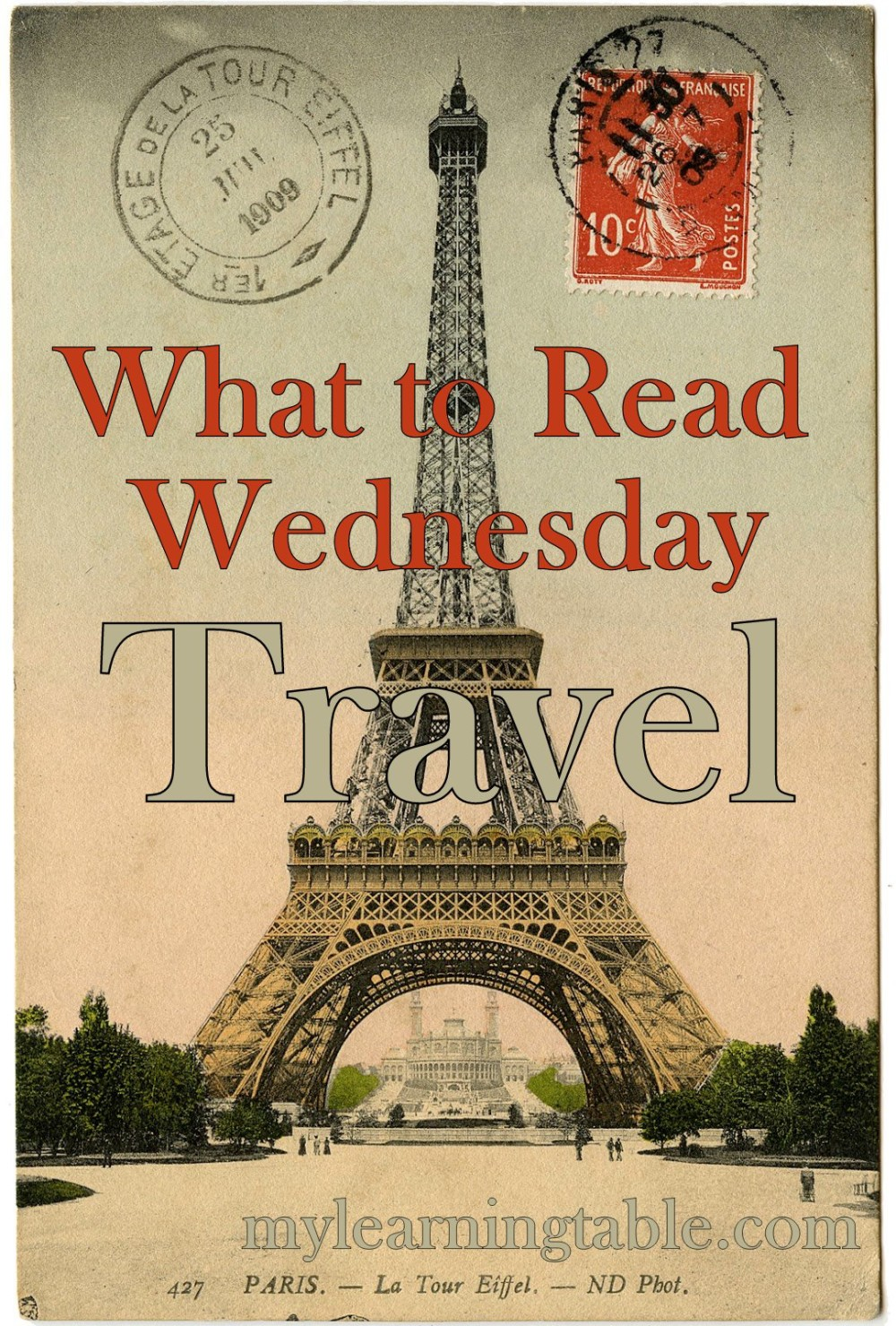 What to Read Link Up: Travel mylearningtable.com