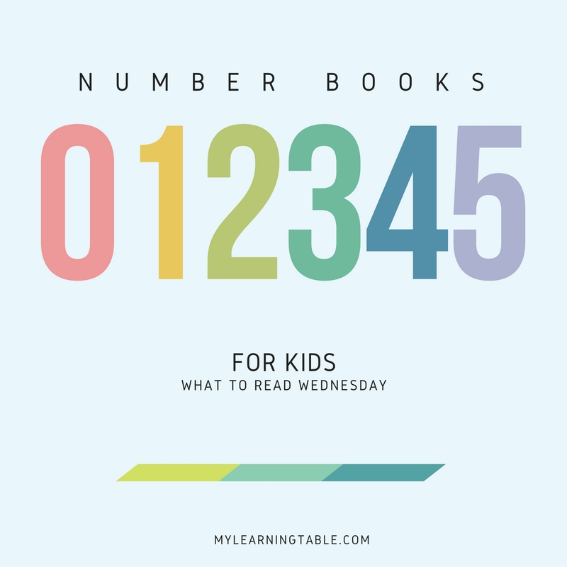 Number books for kids mylearningtable.com