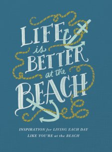 Life is Better at the Beach mylearningtable.com