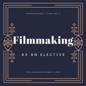 Filmmaking: Crafting Curriculum to Meet Their Interests