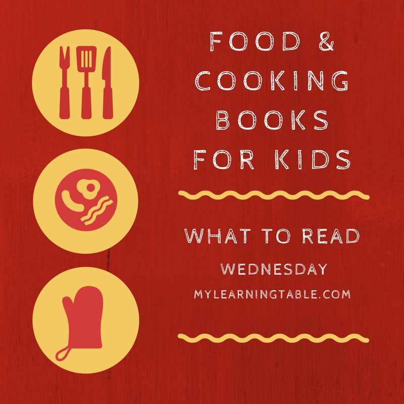 Food & Cooking Books for Kids