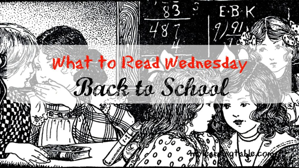 What to Read Back to School mylearningtable.com