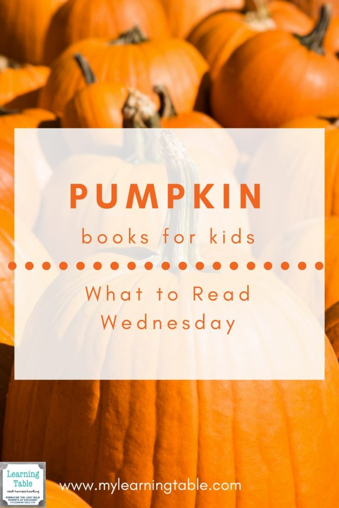 The best ideas for pumpkin themed books for kids -- children's literature, preschool and elementary homeschool library
