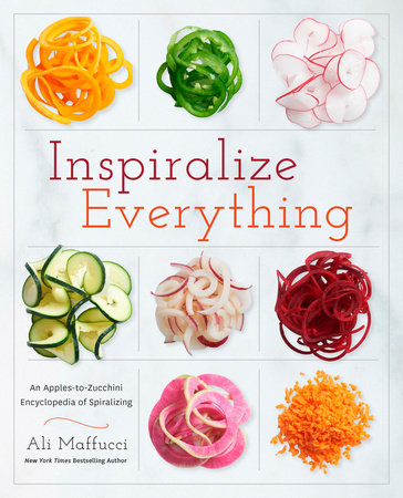 Inspiralize Everything mylearningtable.com