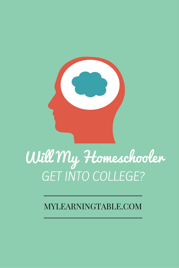 Can you homeschool and still get into college?
