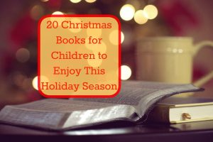 20 christmas books