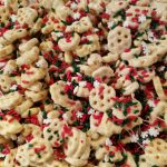 Snowflake Treat Bars mylearningtable.com