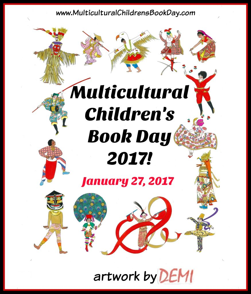 2017 Multicultural Children's Book Day mylearningtable.com