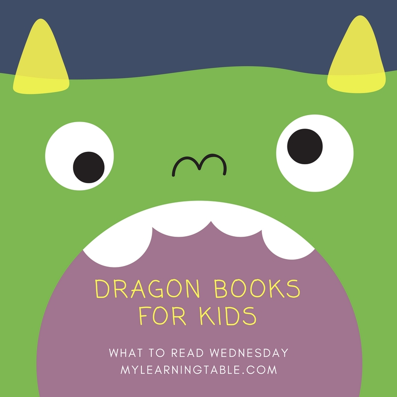 dragon books for kids mylearningtable.com