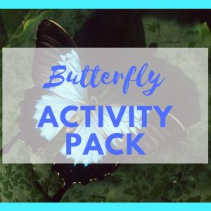 This printable pack includes Butterfly Books for Kids Library Checklist, Language Arts Sentence Sequencing Activity, Butterfly Poetry Copywork, and beautiful Butterfly Themed Notebook Page. (Elementary, Middle School)