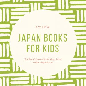 What to Read Wednesday: Japan Books for Kids