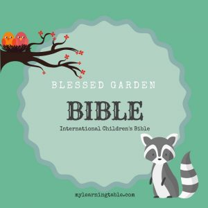 Blessed Garden Bible (International Children's Bible)