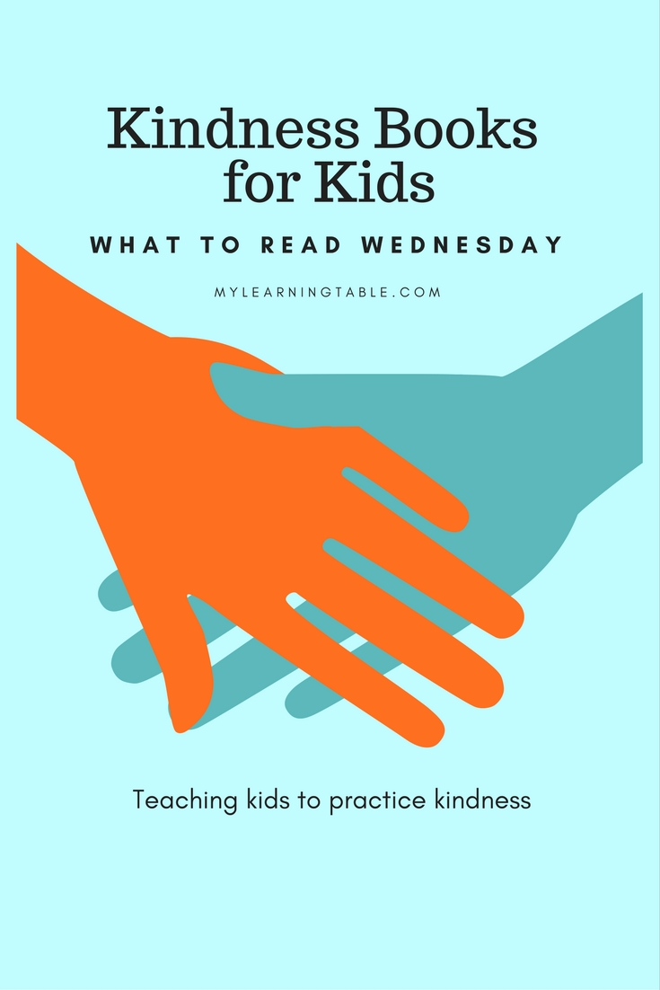 How to teach kids about kindness. The best kindness books for kids. Unit study ideas.