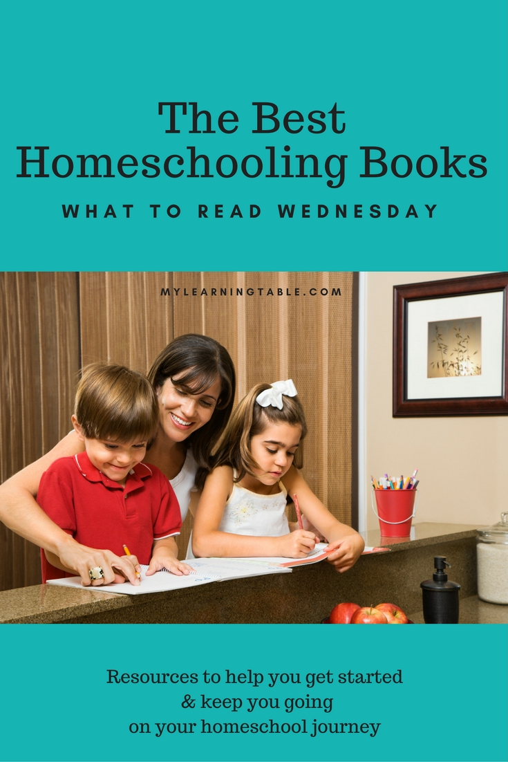 Resources and ideas to get you started and keep you going on your homeschool journey.
