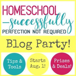 Homeschool Successfully (Perfection Not Required)