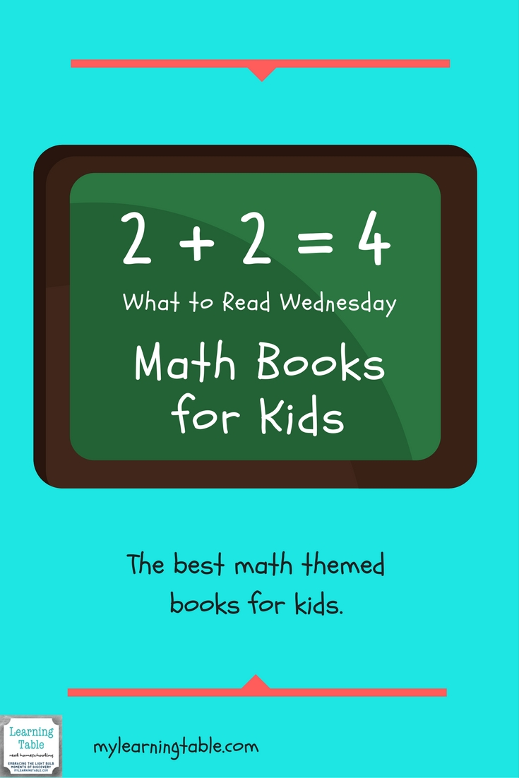 The best math books for kids