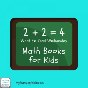 What to Read Wednesday: Math Books for Kids