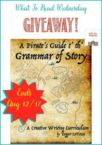 What to Read Wednesday Giveaway -- Writing Curriculum