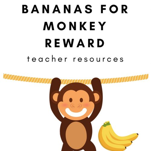 This full-color printable includes monkey page and banana rewards, ready to print and laminate. Plus, instructions and idea starters for using this reward system in your VIPKID classes. If you would like to learn more about becoming a VIPKID teacher, or if you are looking for help going through the interview and mock class process, use my referral link! You must have a bachelors degree and be a native English speaker. See if it is a good fit for you. My application link is: https://t.vipkid.com.cn/?refereeId=8639834&refersourceid=a01