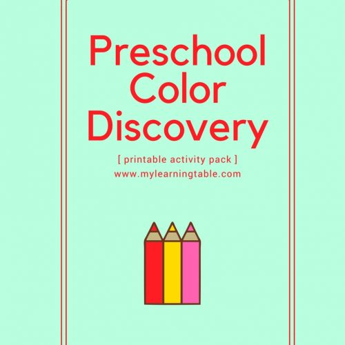 This activity pack includes lesson ideas for teaching colors to preschoolers. Activities include: List of excellent color themed books for preschoolers Discovering Color, a color mixing activity, Color Poetry activity, Color Scavenger Hunt, Eating the Rainbow snack ideas, Coloring Pages (Preschool, Kindergarten)