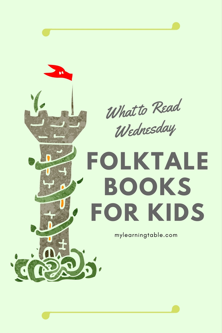 The best folktale books for kids -- homeschool resources and unit study ideas, teacher tips