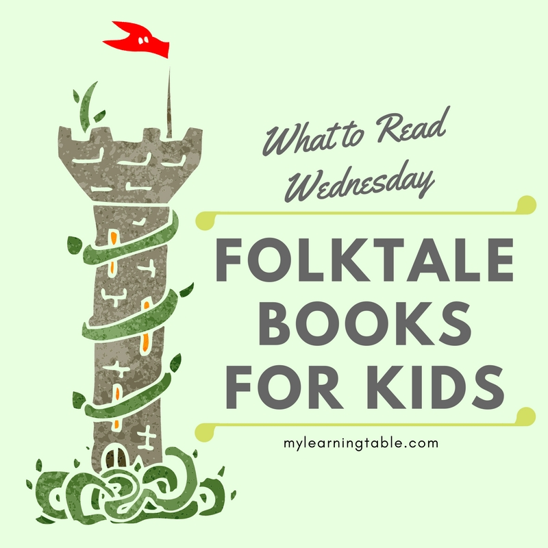 The best folktale books for kids, homeschool unit study ideas, teacher resources