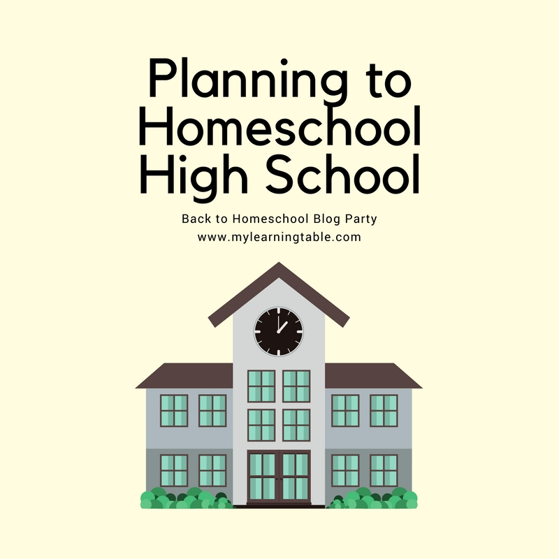 """Are you facing the high school years in your homeschool? Many homeschooling parents report that the idea of continuing through high school is daunting to them. And many families make the decision to send their teens to traditional school once eighth or ninth grade rolls around. When my family began homeschooling about fifteen years ago, our motto was, """"one day at a time, one year at a time."""" At the start of kindergarten with our son, we had no idea where this homeschooling journey would take us."""