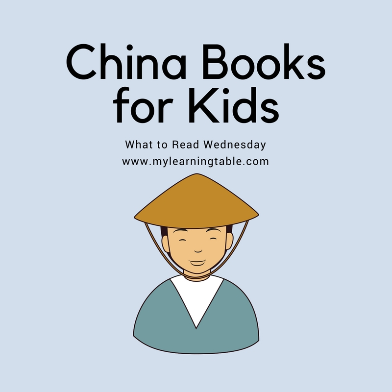 The best China books for kids--What to Read Wednesday--homeschool unit study ideas; children's literature; multicultural children's books