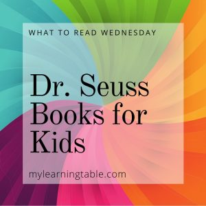 """If you're anything like me, you grew up reading Dr. Seuss books, and they started you on a path of reading enjoyment. I have many favorite books by Dr. Seuss and other authors under the umbrella of """"Dr. Seuss Books"""". Over the years, I have passed on my love for reading to my boys, and today we are sharing some of our favorite Dr. Seuss, or Dr. Seuss inspired, books."""