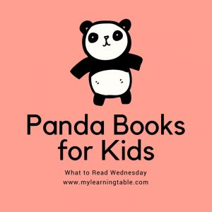 What to Read Wednesday: Panda Books for Kids