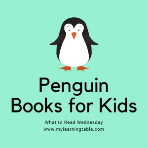 What to Read Wednesday: Penguin Books for Kids