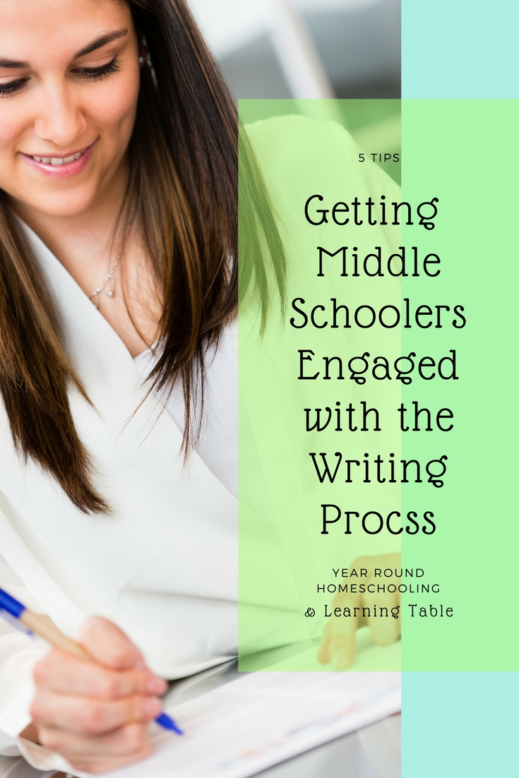 The keys to helping middle schoolers become confident writers are balance and finding ways to engage teens with the writing process.