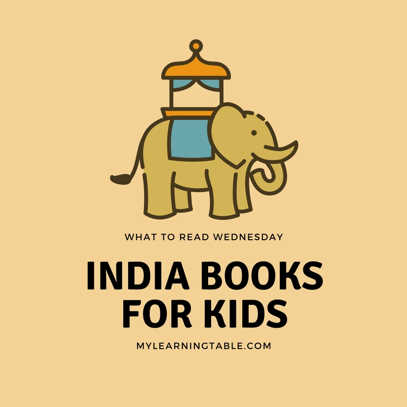 If you're studying geography with your kids in your homeschool, don't miss the opportunity to explore India. These picture books are wonderful resources for sharing India with your kids.