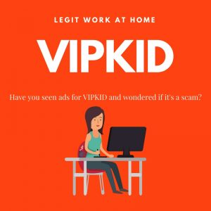 Legit Work at Home with VIPKID