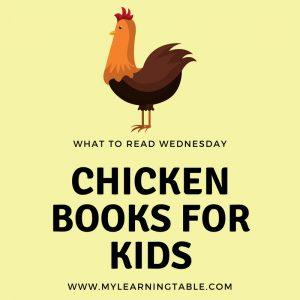 What to Read Wednesday: Chicken Books for Kids