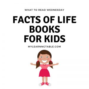 """Facts of Life Books for Kids: As much as we don't want to admit it, our kids are growing up every day! They are changing and becoming independent people. Beginning when they are young, you can prepare them for """"the talk"""" that is inevitable. Nature study is actually a wonderful way to introduce these concepts early, and even plants and flowers can teach kids about reproduction, growth, and change."""