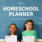 The A+ Homeschool Planner