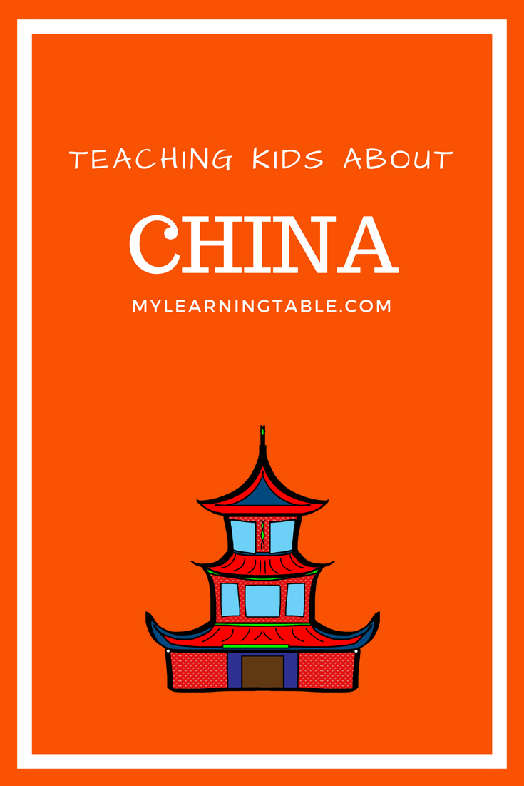If you plan to include a introduction to China in your homeschool plans, here are some ideas to get you started along with a free printable pack.