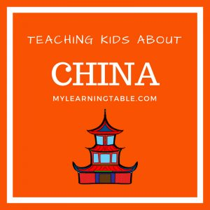 Teaching Kids About China