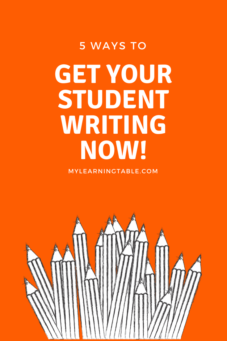 Is it a challenge to get your student writing? Creative writing develops valuable skills that help students with academic writing and critical thinking. For homeschool parents, it can seem like an uphill battle to get your student writing. If you're the parent of a reluctant young writer, the task is difficult.  The summer is the perfect time to encourage your child to get creative. With a helpful start, your student can find a love for crafting stories.