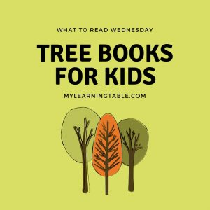 Need help putting together a unit study? We've done the work for you! Here are the best themed tree books for kids.