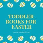 Toddler books for easter