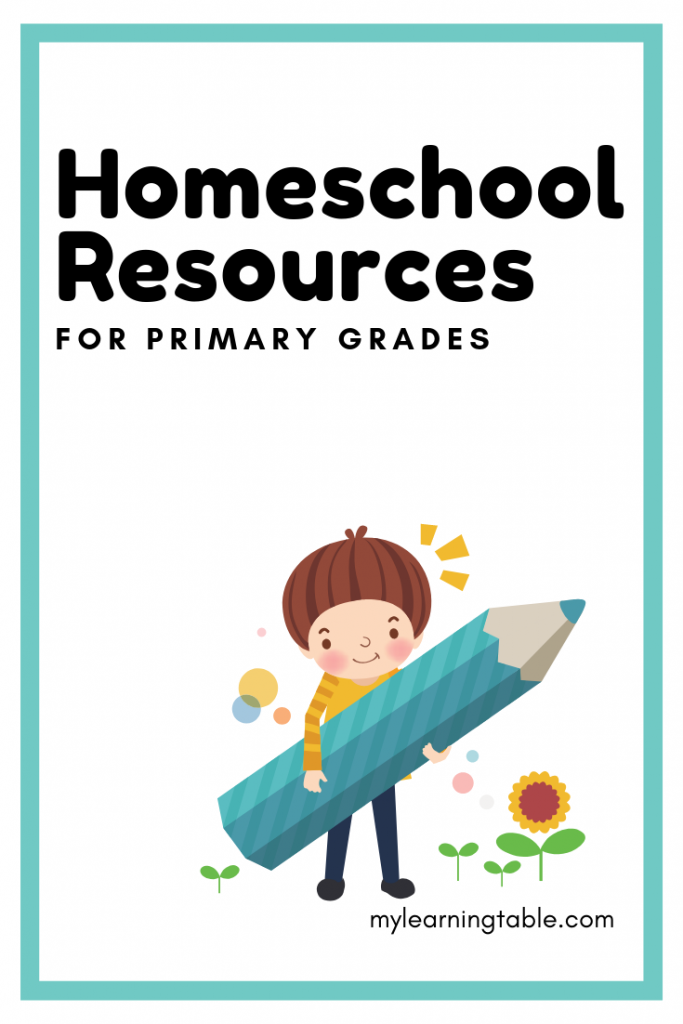 Finding quality workbooks as homeschool resources for primary grades
