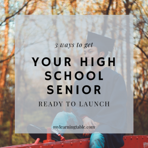 celebrate your high school senior