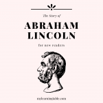 Abraham Lincoln, a biography book for kids