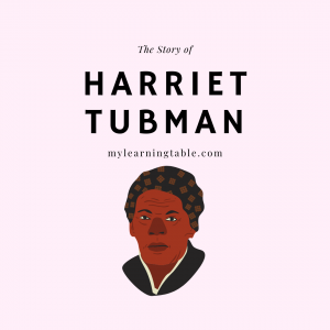 Harriet Tubman for new readers