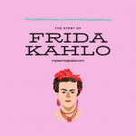 Frida Kahlo, a biography book for new readers