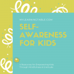 self- awareness for kids