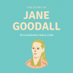 The story of Jane Goodall for new readers