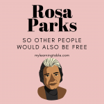 The real story of Rosa Parks & the power of standing for equality